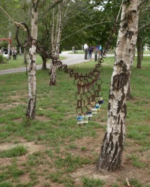Art in the trees - Sculpture in the Country