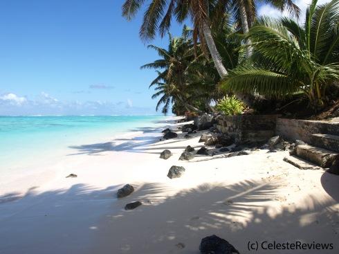 CelesteReviews Tupe's Beach House Rarotonga
